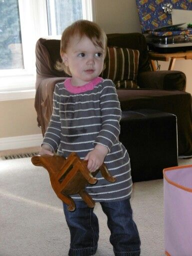 """Natalie, 3rd generation to play with """"the chairs"""""""