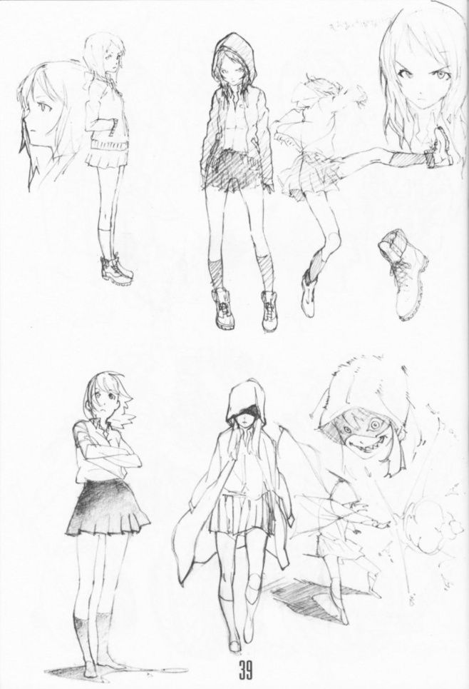 Character Design Guide : Best images about character design on pinterest