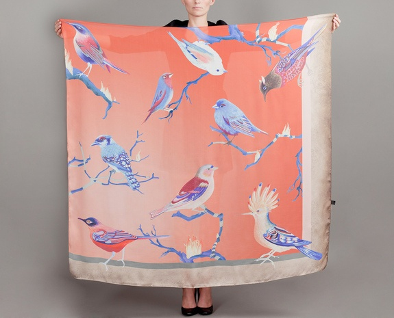 1984 - milleneufcentquatrevingtquatre scarf - foulard