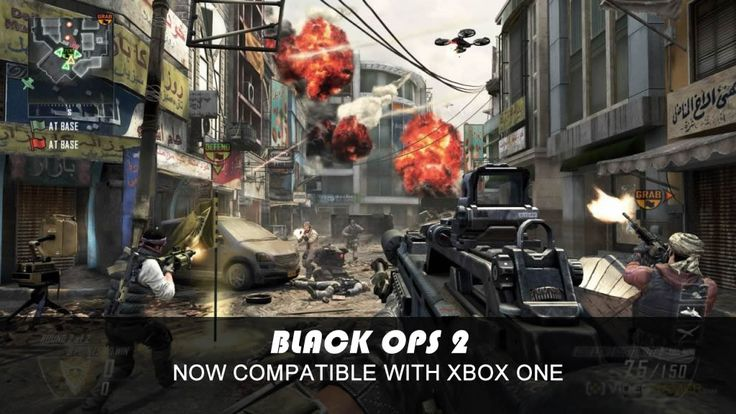 Xbox One Black Ops 2 Now Playable Call Of Duty: Black Ops 2 has got to be one of the most played games online.  The game still has a PC online community to this date.  https://gamersconduit.com/xbox-one-black-ops-2-now-playable/