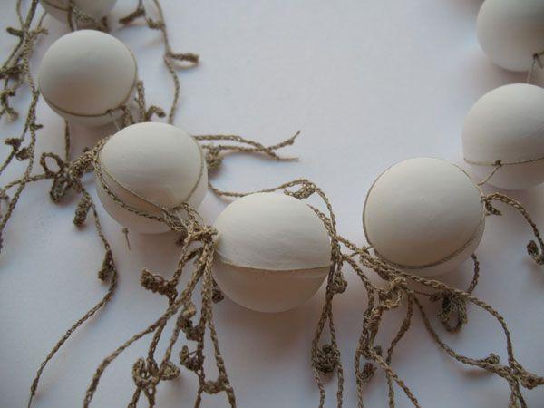 Chequita Nahar - necklace 2009