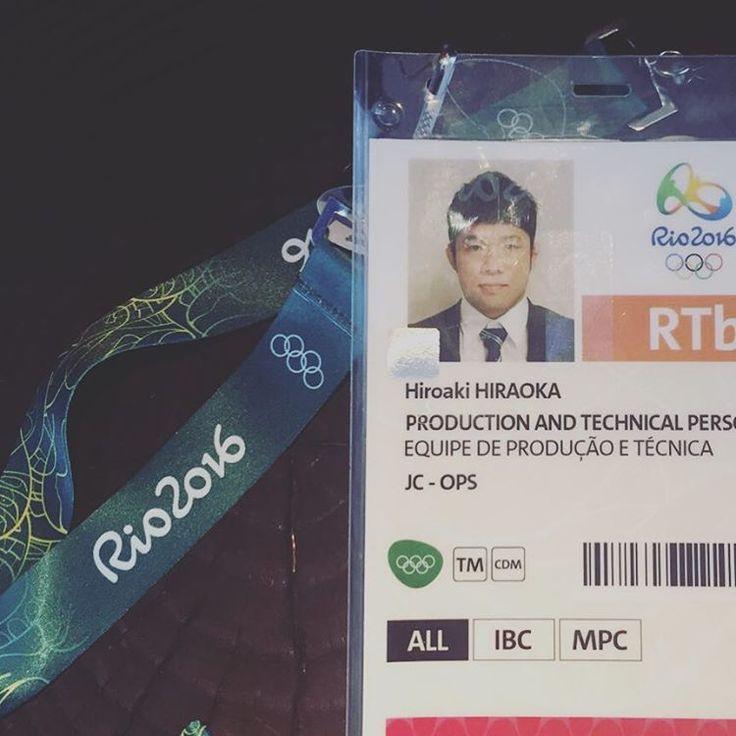 Just arrived at Rio! #olympics #olympics2016 #rio #rio2016 #judo リオに到着しました。思ってた以上に涼しいです。#オリンピック#リオデジャネイロ#柔道