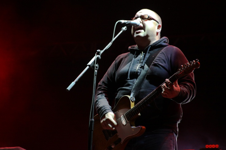 Pixies, SWU Festival, Brazil 2010