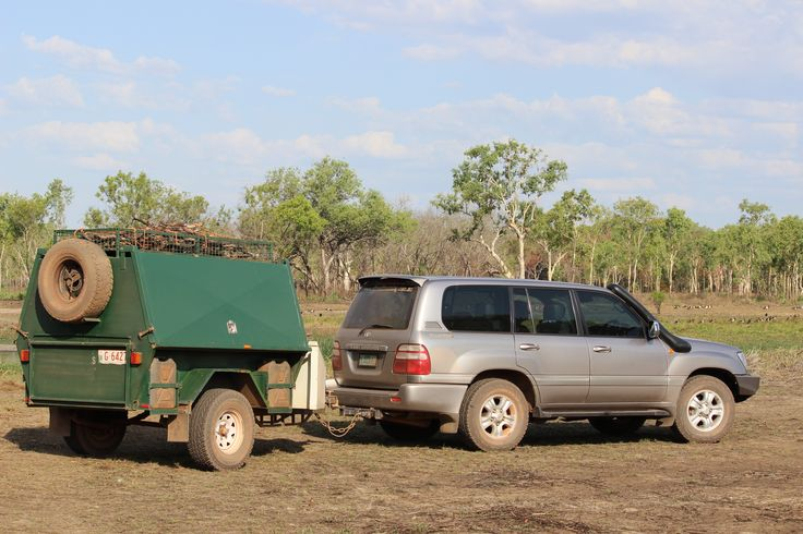Everything you need for a Camping trip in Kakadu