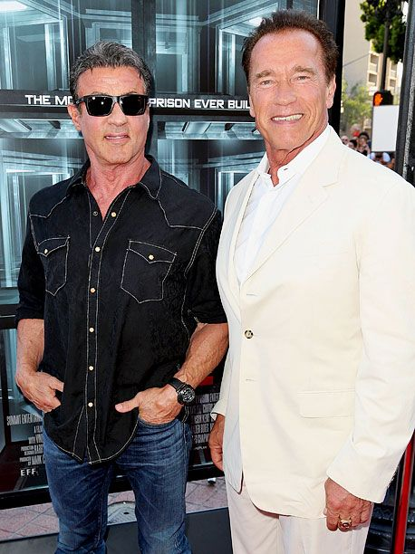 Stallone vs. Schwarzenegger: Career Showdown | Sylvester ...