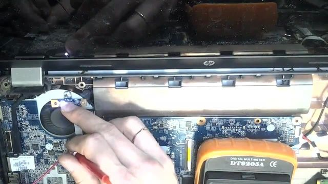 Ремонт Ноутбука hp pavilion g7 1001er не включается или нет изображения