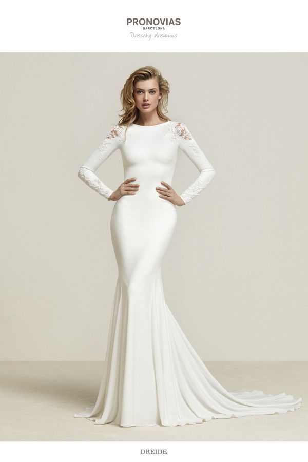 286 best Jennifer\'s Bridal images on Pinterest | Wedding frocks ...