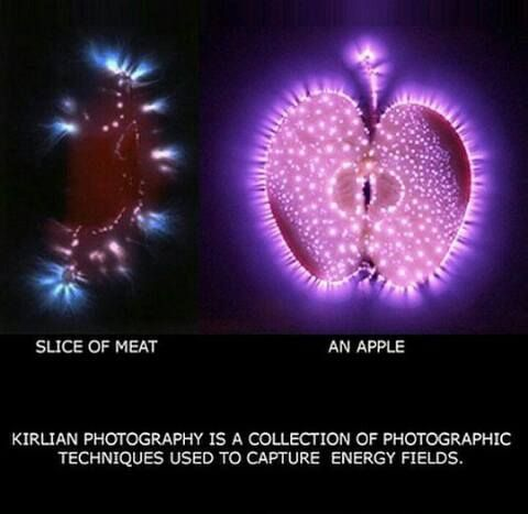 Kirlian Photography