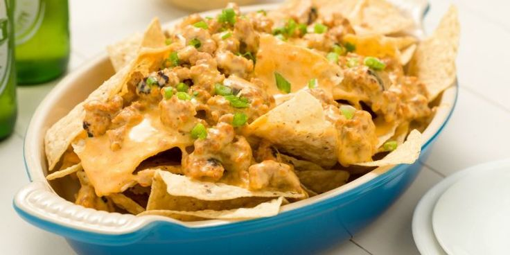 Hissy Fit Nachos Recipe