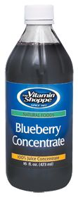 Blueberry Concentrate - Buy Blueberry Concentrate 16 Liquid at the vitamin shoppe #VitaminShoppeContest