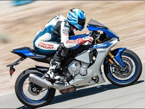 2017 Yamaha R1 Walkaround- First Look, Specs, Review