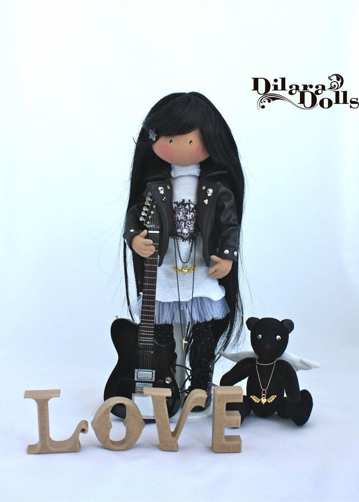 "DilaraDolls: ""Rock your heart.........."""
