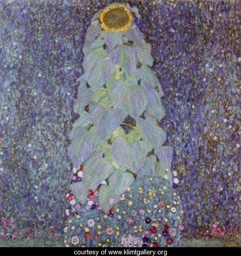 Gustav Klimt  The Sunflower