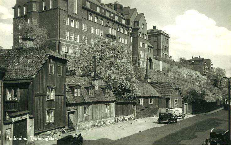 Stockholm. Tjärhovsgatan. | AE 6286. | lennartborjeson | Flickr