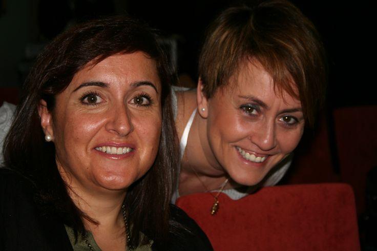 Inés y Raquel