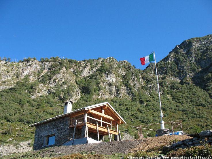 Rifugi e bivacchi di Valtellina e Valchiavenna