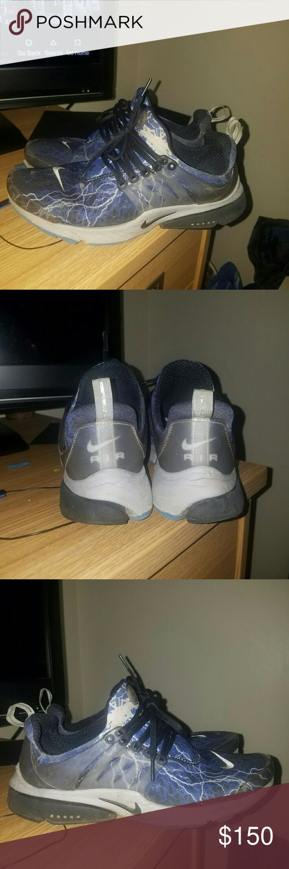 Nike Presto Lightning Sz XS (8-9) Got these 2015 Nike Shoes