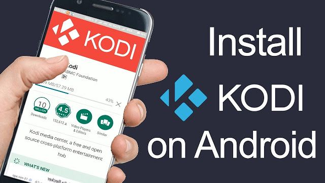 How To Install Kodi With Exodus On Your Android Phone