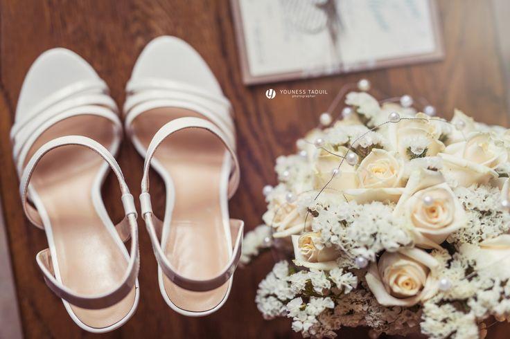 Dettagli eleganti per un matrimonio romantico, elegant details for a romantic wedding
