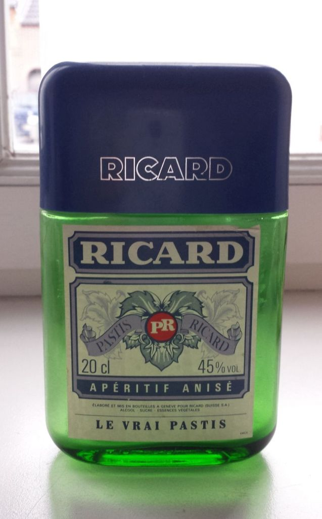 ricard | Ancienne bouteille