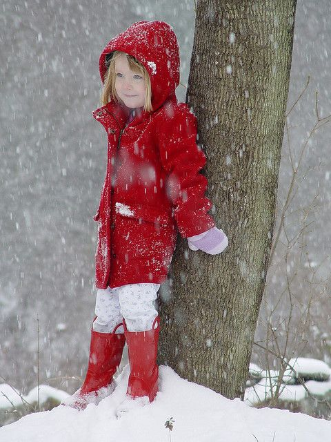 First Snow Of The Year... and ...Kayle loves to play in the snow and make a snowman