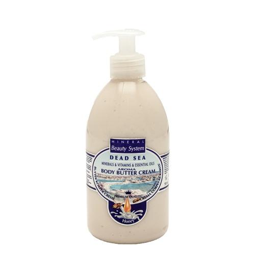 Untul de corp cu lapte si miere asigura o hidratare intensa pentru intreaga zi, lasand pe suprafata epidermei un film lipidic. Penetreaza epiderma usor si rapid, si nu lasa pielea grasa. Untul de corp cu lapte si miere are efect anti-aging, hraneste si stimuleaza gradul de umiditate natural al pielii. Are o aroma placuta si proaspata. Untul de corp se aplica pe piele dupa baie sau dus prin masaj circular pana la absobtie in piele.