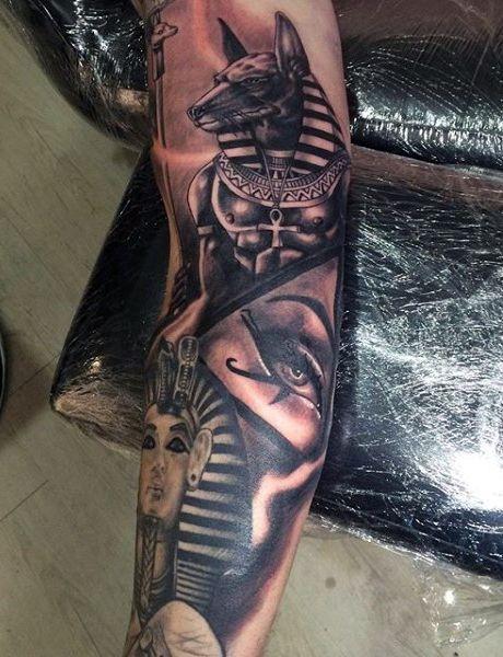 Egyptian tatt design ❤