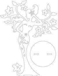 Художнє виилювання & Випалювання по дереву