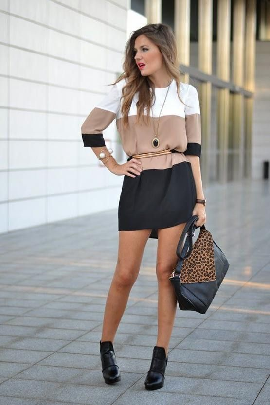 20 different ways to style this dress! Check out style icons showing off their outfits using this trendy white coffee black dress. Become a style icon and send us your street-style using this dress. Live your fashion - Lyfie
