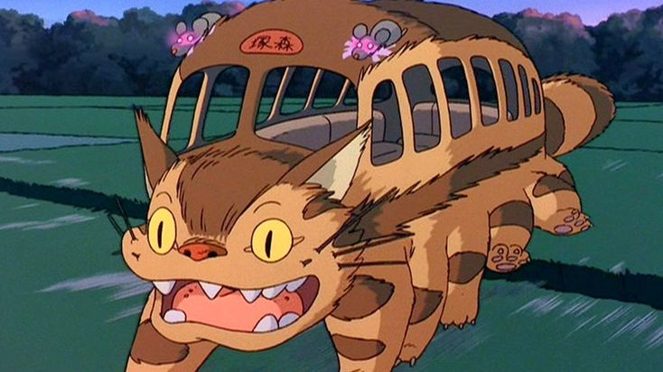 Catbus from My Neighbor Totoro (WIP) - Robocraft Garage ...