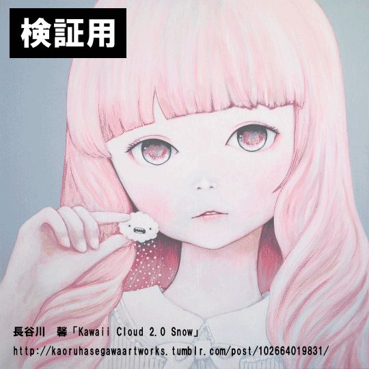 Kaoru Hasegawa suspected the tracing of doll photo. Caution! Do not buy his work   長谷川馨 Kaoru Hasegawa Plagiarism transfer picture fraud