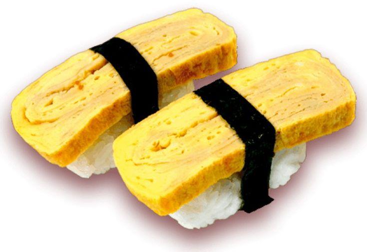 Tamago ook wel zoete omelet genoemd, wordt gebruikt bij het maken van sushi. Het bereidingsproces is nog niet zo gemakkelijk gelukkig zijn de ingrediënten al in huis als je sushi gaat maken. 5 el k...