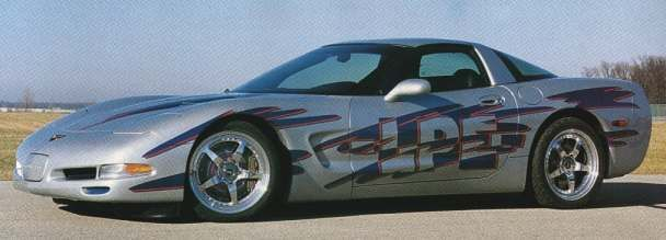 1998 Lingenfelter Corvette C5 TwinTurbo