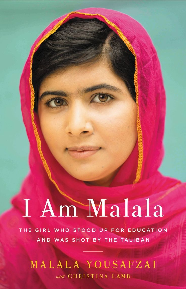 Memoir of a young woman from an oppressed culture who stood up for women's education.