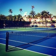 I want to play tennis 3 times a week in 2013!