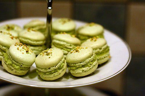 pistachio | macarons | Pinterest | Pistachios