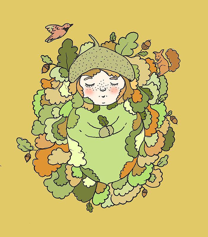 acorn baby