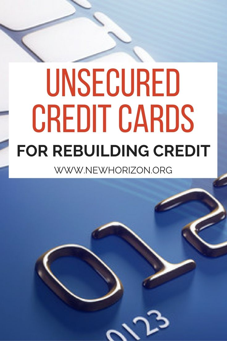 advice unsecured credit cards