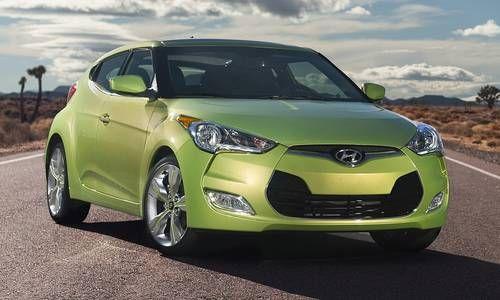 #Hyundai #Veloster. C'est beau comme un coupé pratique comme une berline