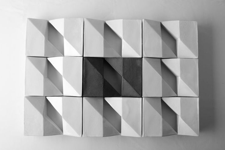 Creative Building Blocks  Black and white