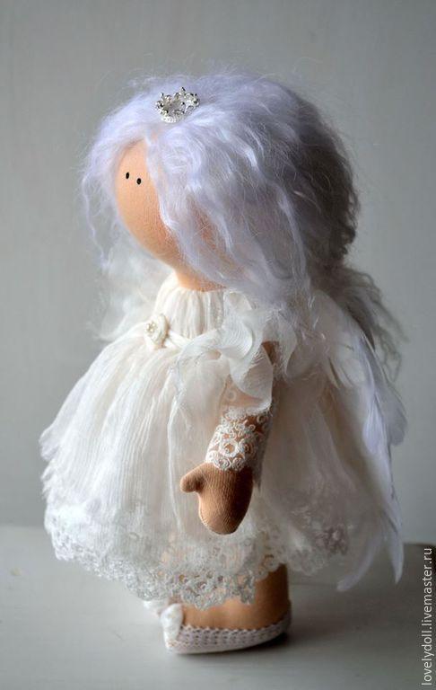 Купить Белый ангел - белый, ангел, ангел-хранитель, подарок, подарок на любой случай