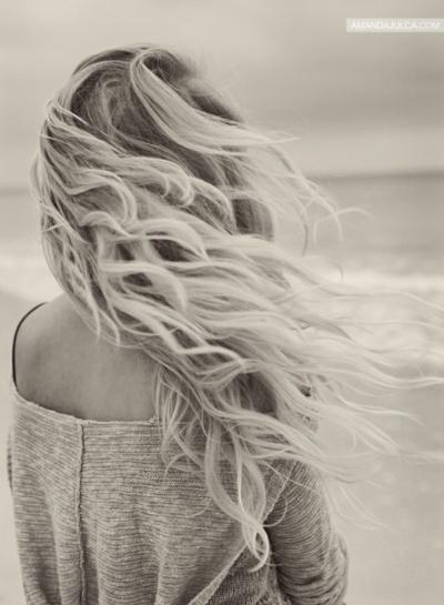 beach hair(: