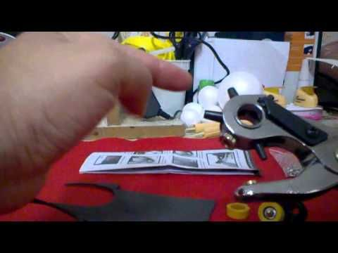 DIY - Aprenda a AFIAR FURADORES e TESOURAS - YouTube
