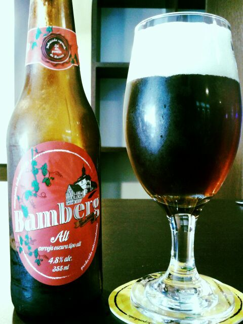 Bamberg Altbier - World's Best 2014 - Beer
