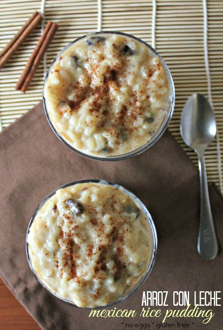 This Arroz con Leche recipe is a delicious gluten free dessert that uses raisins and was inspired by Nation Raisin Week, the first week in May.
