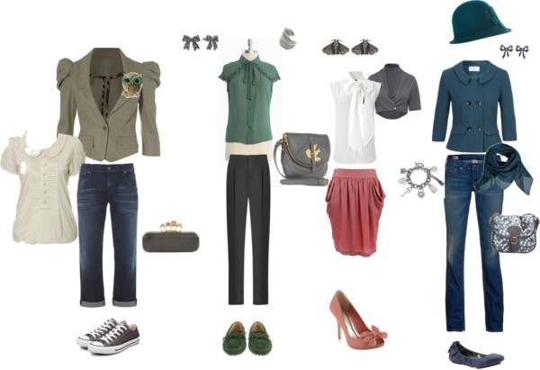 """S Su Soft Gamine outfit ideas"" by abrimager on Polyvore"