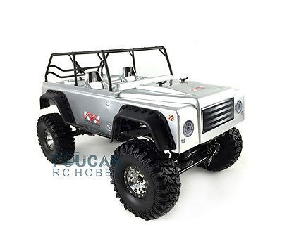 ﹩389.99. Full Metal Chassis KYX Scale RC Rock Crawler CNC SCX10 Car Shell KIT Parts   Compatible Scale - 1:10,