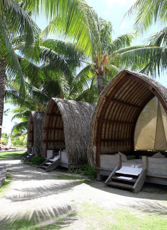 French Polynesia honeymoon: Amanda + Tim