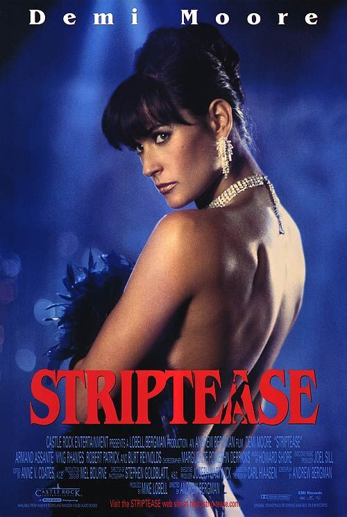Demi Moore - Striptease (1996)