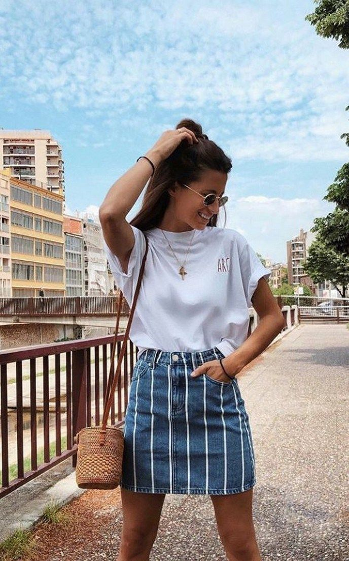 ❤87 outstanding summer outfits ideas for teen girls 46 #summeroutfits #summeroutfitswomen